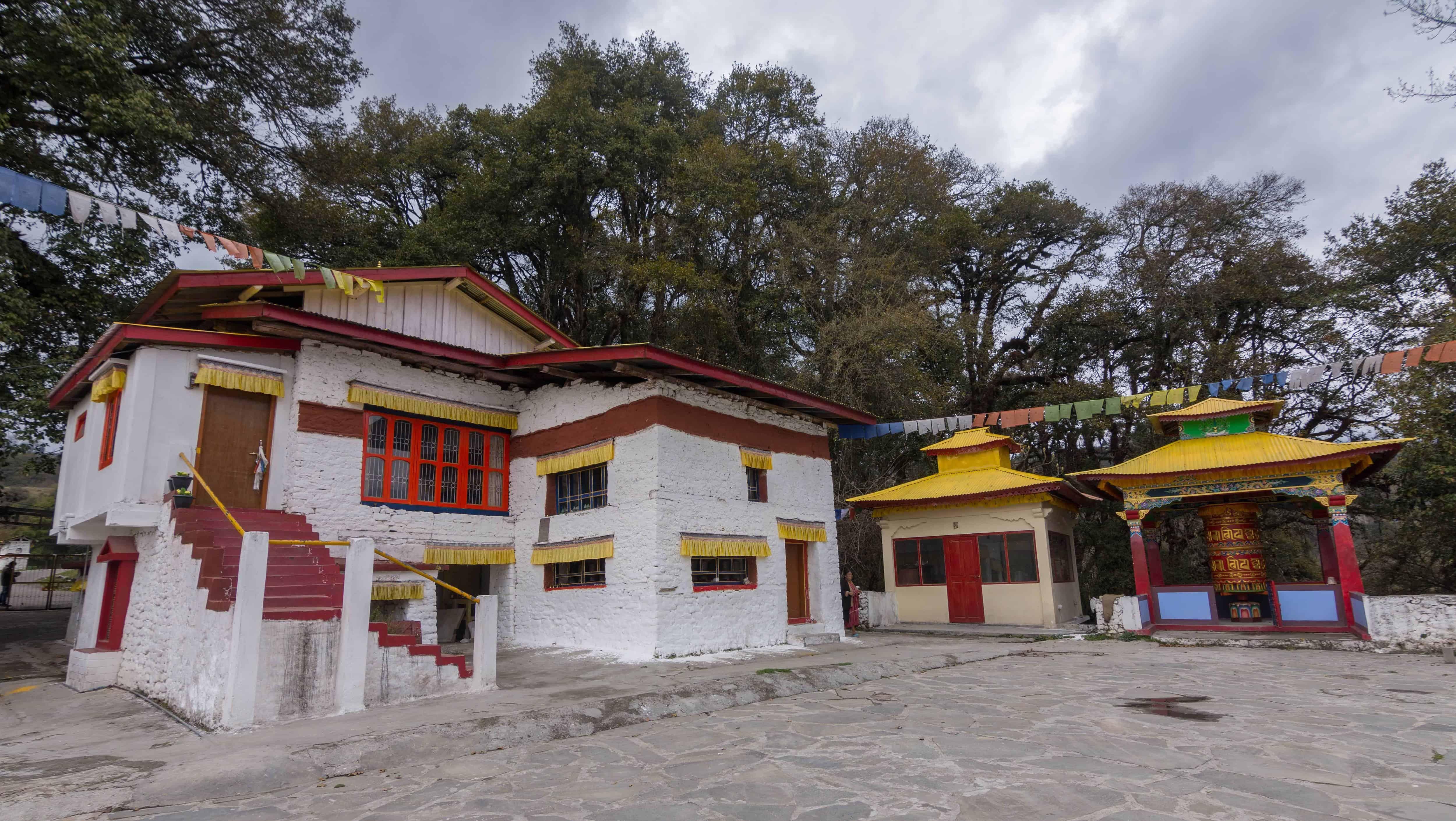 urgeling monastery tawang