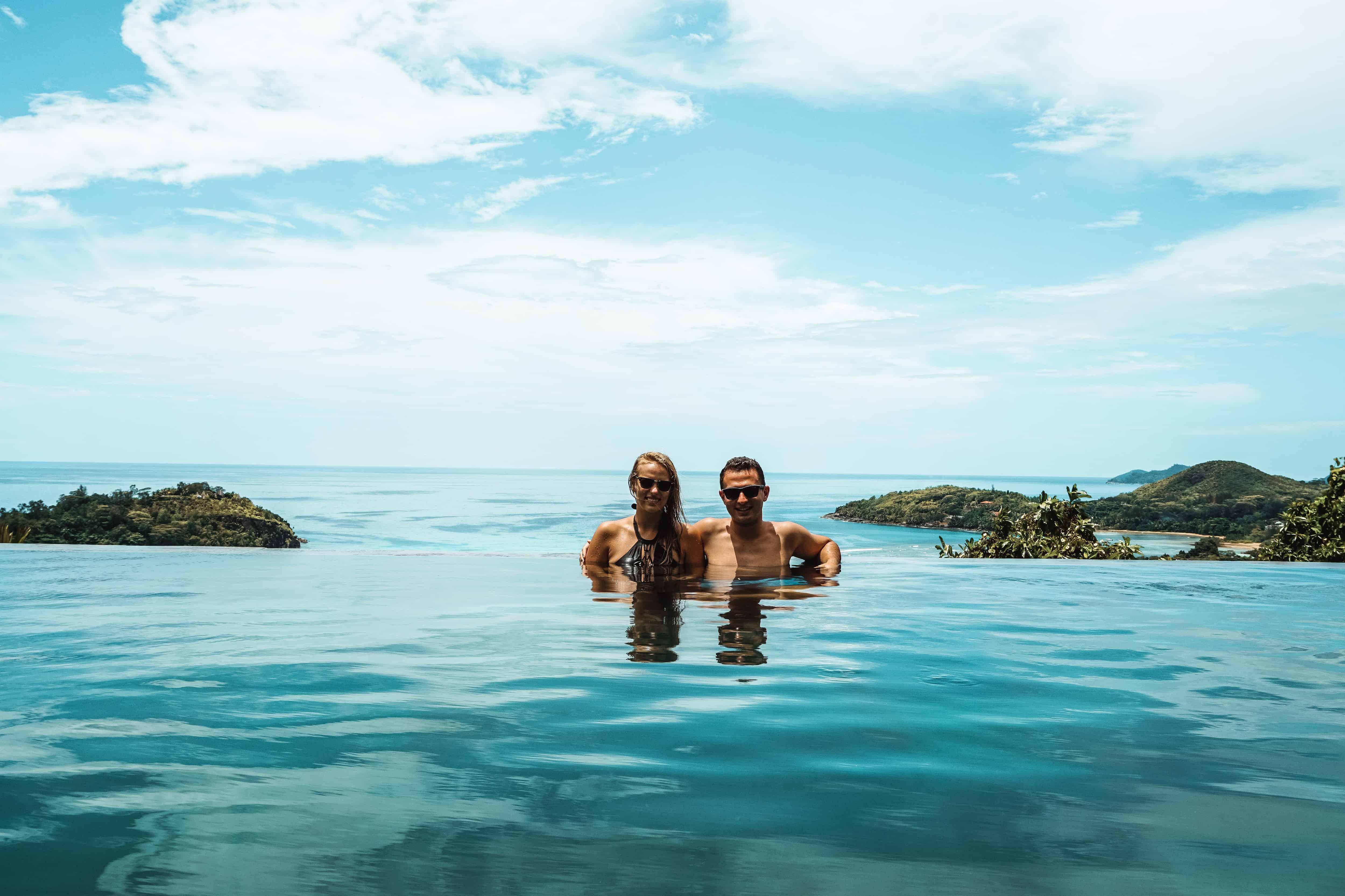 Seychellen auf der Insel Mahe