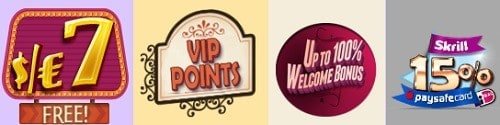 Winorama bonuses