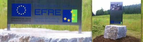 efre_findling-hinweisschild-future-werbeagentur-chemnitz