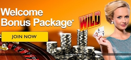 Gday Casino login and register