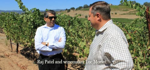 Raj Patel Winery in Napa Valley | Lesser Known Napa Valley Wineries to Visit