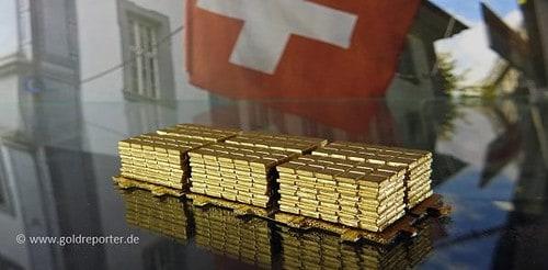 Gold, Schweiz, Raffinerien (Foto: Goldreporter)