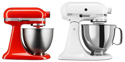 Kitchenaid 2019 Artisan Mini Stand Mixer Best For Small