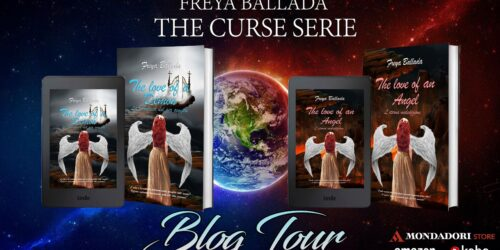 Blog tour | Dilogia The curse di Freya Ballada