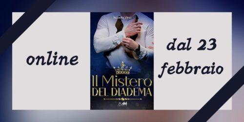 Segnalazione | Il mistero del diadema di Isabella Vinci