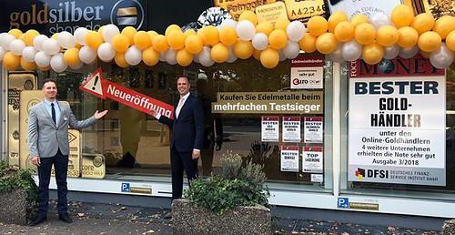 GoldSilberShop Mainz