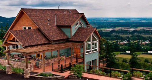 Where To Stay in Willamette Valley | Chehalem Ridge Bed and Breakfast Willamette Valley Hotel | Winetraveler.com