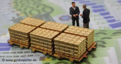 Gold, Zentralbanken (Foto: Goldreporter)
