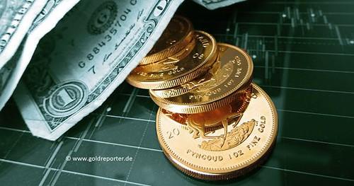 Goldpreis, US-Dollar (Foto: Goldreporter)
