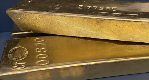 Gold, Goldbarren, BIZ (Foto: Goldreporter)