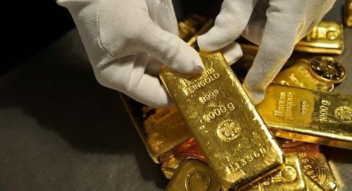 Gold, Goldbarren, 1kg