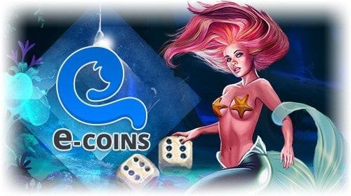 e-Coins welcome bonus