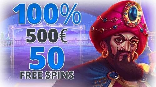 100% bonus to Ego Casino Online