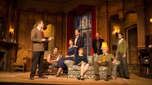 The mousetrap is london mystery drama that tweens love
