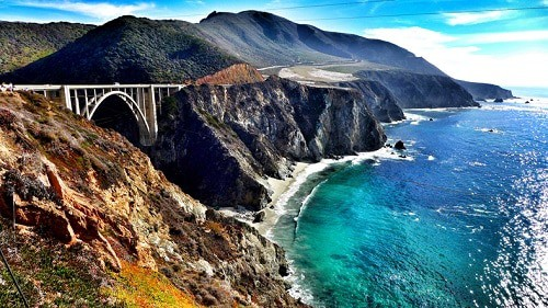 This stretch of California's Pacific Coast Highway make it arguably one of the most beautiful road trips in the world.