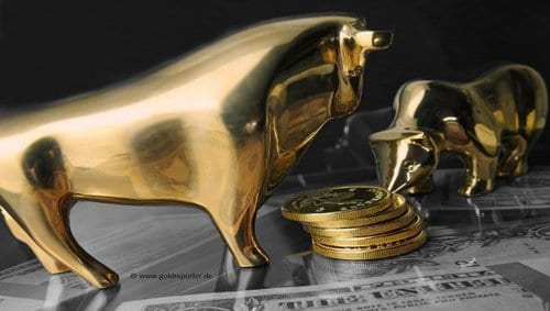 Gold, Goldpreis, Prognose, Banken (Foto: Goldreporter)