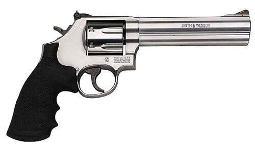Smith Wesson MODEL 686 Plus 357 MAG 6in BBL STAINLESS 7 SHOT 164198
