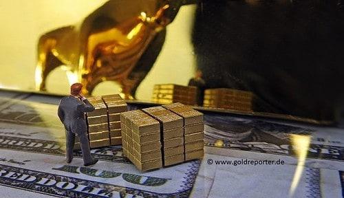 Gold, Goldpreis, Terminhandel (Foto: Goldreporter)
