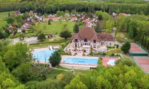 château cazalères vakantiepark zuid frankrijk