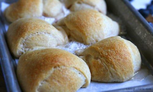 Hocus Pocus Buns Marshmallow Cinnamon Rolls Recipe