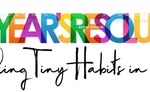 Making Tiny Habits