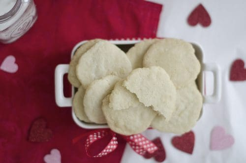 Family Recipe - Soft Sugar Cookies by Divan Connor. LivingLocurto.com