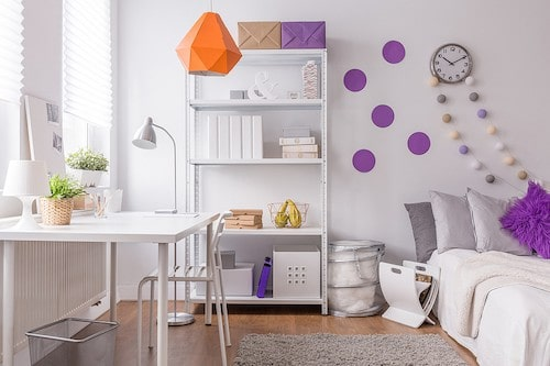 Organize a Teen's Room