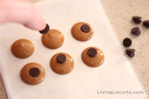 Paddington Bear Cupcakes by LivingLocurto.com