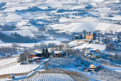 Travel Itinerary: Langhe-Roero & Monferrato in Piedmont • Winetraveler