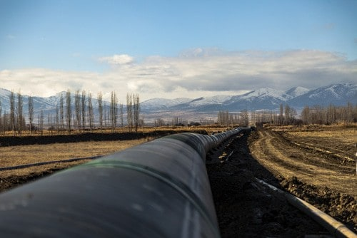 TANAP pipeline