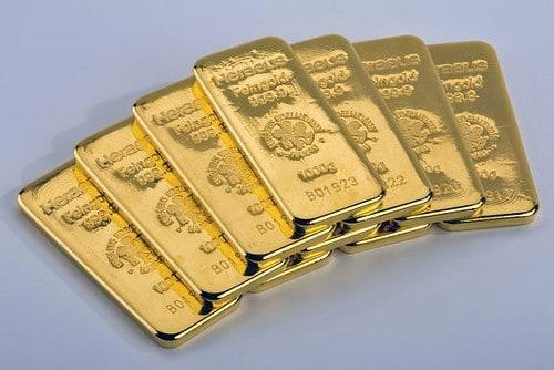 Goldbarren, 1 Kilo (Foto: Heraeus)