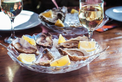 Pairing Oysters with Wine | Muscadet and Oyster Pairings | Winetraveler.com