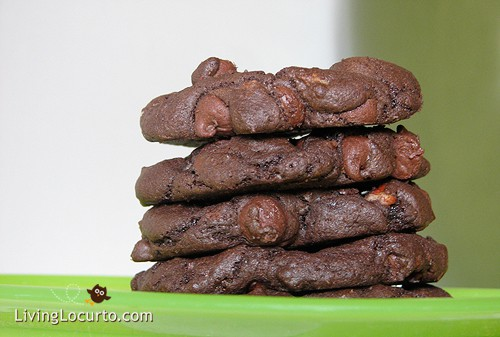 Dark Chocolate Chip Cookies Recipe