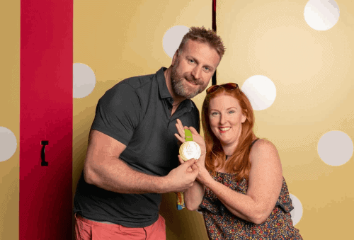 Win a gold - be the best with Alexandra & Scott Wickfree