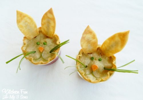 Bunny Pot Pie