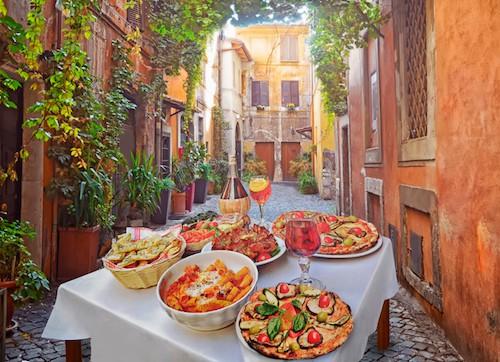 3 Days in Rome - Best Restaurants and Wine Bars | Winetraveler.com