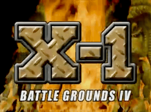 X1 #4 Battlegrounds IV The Full Fight