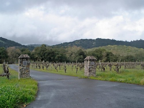 Bartholomew Park Winery is Said to be Haunted in Sonoma, California