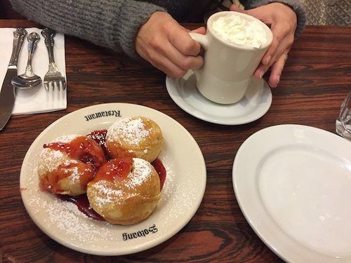 Where to Eat Aebleskiver in Solvang, CA | Pacific Coast Highway Road Trip Guide | Winetraveler.com