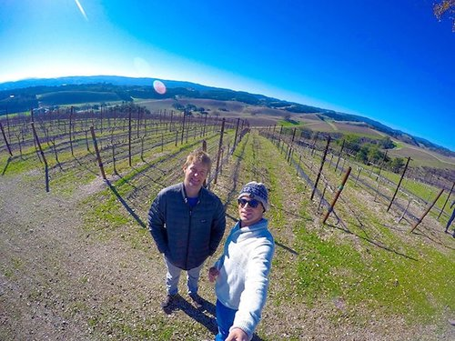 Andy Niner of Niner Wine Estates in Paso Robles, CA | Winetraveler.com