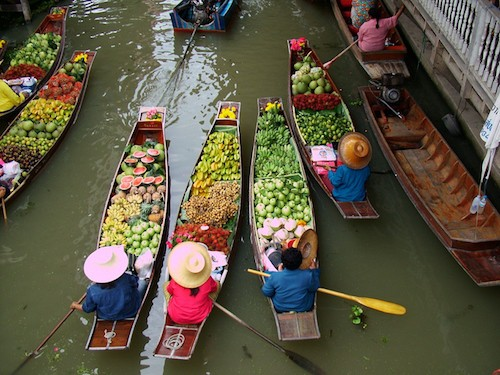 Street Food To Avoid in Bangkok Thailand