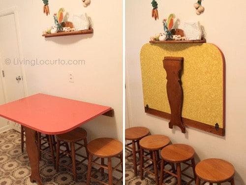 House Tour - Grandma's Kitchen - Retro 1950s - Living Locurto