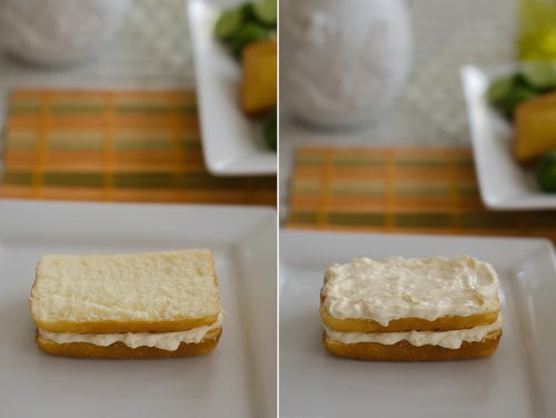 Key Lime Shortcake. A delicious and easy dessert recipe! Livinglocurto.com