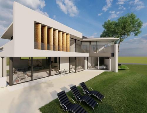 Villa Simmersee – Der Siegerentwurf