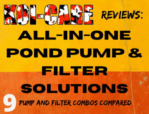 Best All-In-One Pond Pump and Filter Combos (9 Units Compared for 2020)