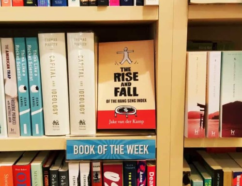 New book: The Rise and Fall of the Hang Seng Index, by Jake van der Kamp