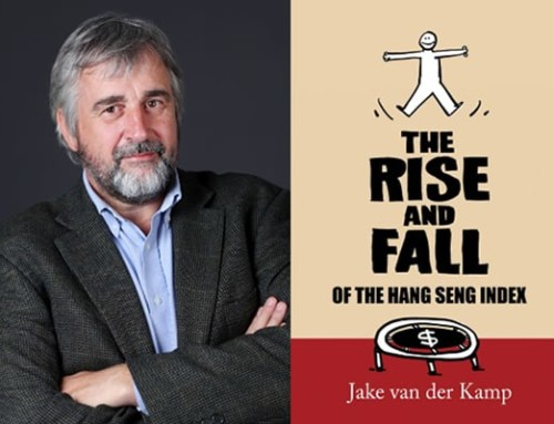 FCC lunch and book conversation: 'The Rise and Fall of the Hang Seng Index' by Jake van der Kamp