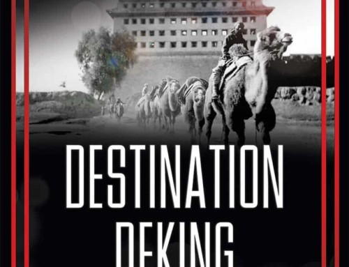 A new book of true stories from Paul French: Destination Peking