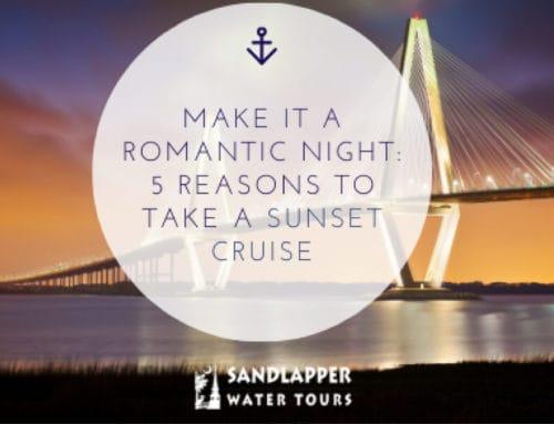 Make it a Romantic Night: 5 Reasons to Take a Sunset Cruise